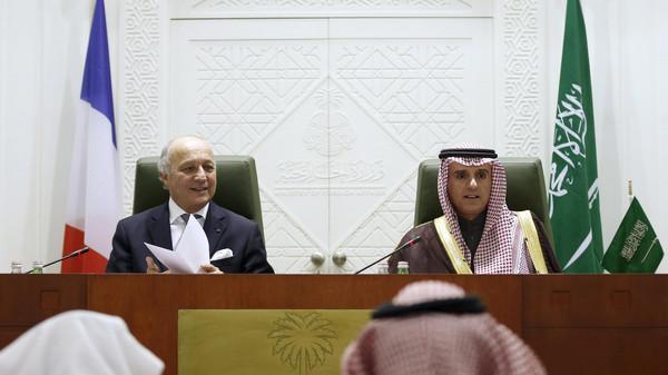 """0719da8bc5d92 شدد وزير الخارجية السعودي عادل الجبير على أن الهيئة العليا للمفاوضات  السورية هي التي تحدد من سيمثل المعارضة في المفاوضات، وأضاف """"لا يمكن لأي طرف  أن يفرض على ..."""
