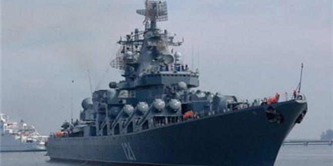 انتشال 45 والمفقودون 15.. بارجة روسية تصطدم بسفينة شحن قبالة إسطنبول