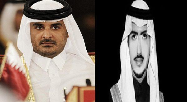 """سعود آل ثاني لـ """"تميم"""": أخي وقرين الطفولة.. خاب أملنا فيك بعد التحالف مع إيران وإيواء الإرهاب"""