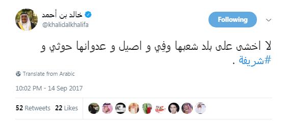 رد تاريخي.. أنور قرقاش يُلقن عبدالملك الحوثي درسًا قاسيًا بعد تهديده بضرب الإمارات (صور)