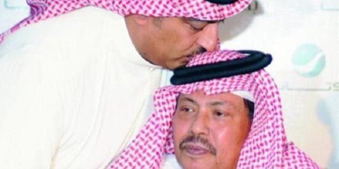هكذا نعى أصيل والده أبو بكر سالم..صورة