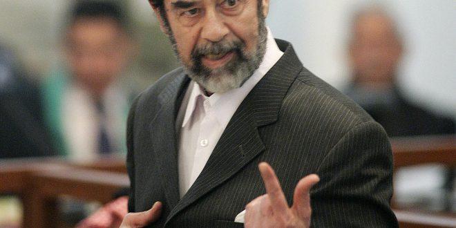 من على فراش الموت المحامي الخاص لصدام حسين يكشف هذه المعلومة السرية