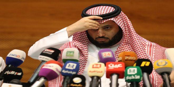 تغريدات نارية من تركي آل الشيخ بعد خسارة نادي الهلال أمام الاتفاق