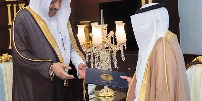 أمير الباحة يتسلم تقرير خطة مياه المنطقة لشهر رمضان وفصل الصيف