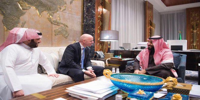 ردود فعل واسعة بعد تكفل الأمير محمد بن سلمان بإنهاء أزمة الديون الخارجية للأندية السعودية