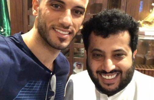 ردود طريفة وتغريدات مثيرة بين آل الشيخ ورئيسي الأهلي والاتحاد