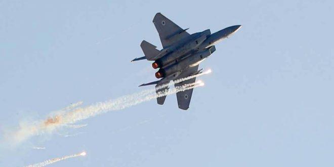 """دمشق تعلن التصدي لـ""""عدوان إسرائيلي"""" جنوبي سوريا"""