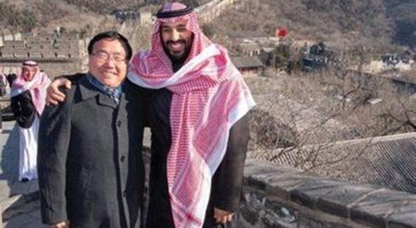ضمن جولته..ولي العهد السعودي يزور سور الصين العظيم