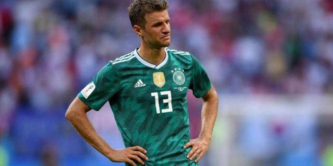 كيف تلقى مولر قرار إبعاده من المنتخب الألماني؟