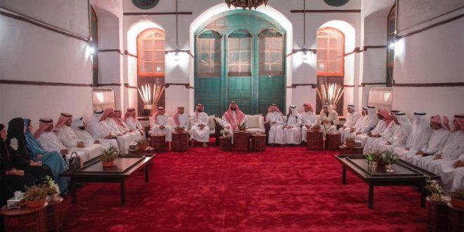 ماذا قال المثقفون بعد لقاء الأمير محمد بن سلمان ؟