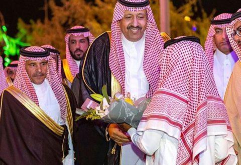 أمير الباحة .. مهرجان الورود داعم للهوية الزراعية للمنطقة