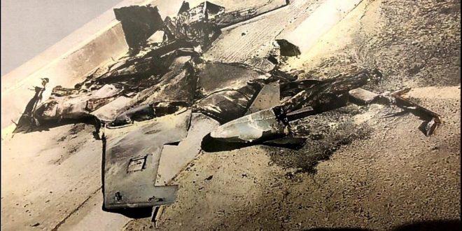 التحالف يعترض ويدمر طائرة مسيرة حوثية تحمل متفجرات في الأجواء اليمنية