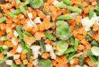 7 أخطاء شائعة في التعامل مع الخضروات المجمدة