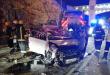 مصرع واصابة (5) اشخاص من عائله واحدة اثر حادث انقلاب سيارة بمحافظة بني حسن