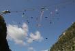إقبال كبير وأرقام قياسية في مهرجان القفز المظلي بسوتشي