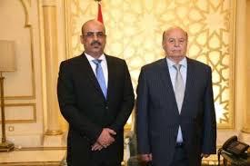 وكالة: الرئيس هادي جمّد صلاحيات وزير الداخلية أحمد الميسري