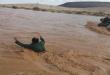 إنقاذ 4 سعوديين جرفتهم السيول في الأردن