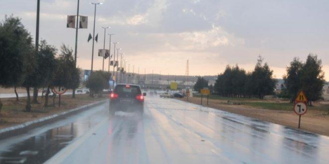 الباحة …تنبيهات بهطول أمطار متوسطة إلى غزيرة