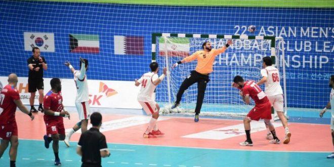 العربي القطري يتوج ببطولة الأندية الآسيوية لكرة اليد على حساب الوحدة السعودي
