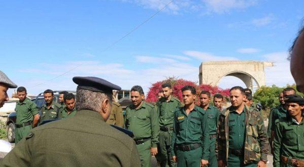 تعز: لجنة مشتركة تدشن المرحلة الأولى من التنسيق الأمني بين الجيش والشرطة
