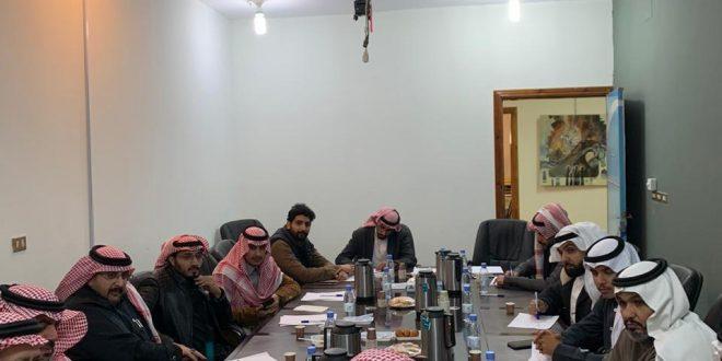 ثقافة وفنون الباحة تستعد لعام الخط العربي ٢٠٢٠