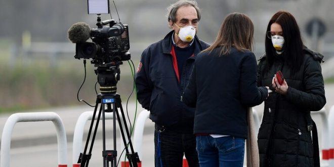 """""""كورونا"""" يهدد بإفراغ الملاعب الإيطالية من الجمهور"""