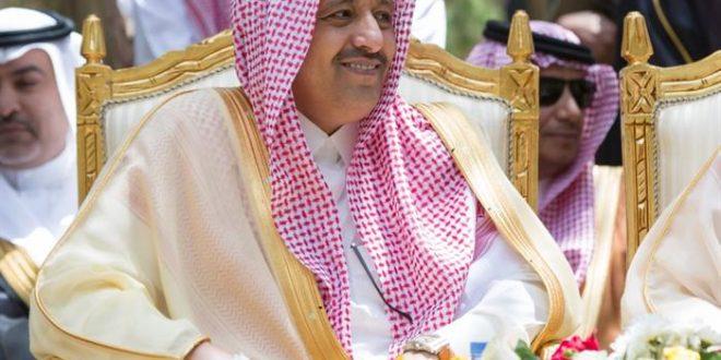 أمير الباحة الدكتور حسام بن سعود يهنئ القيادة بمناسبة عيد الفطر