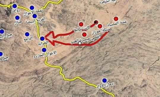 إحصائية أولية بخسائر الحوثي الفادحة في البيضاء