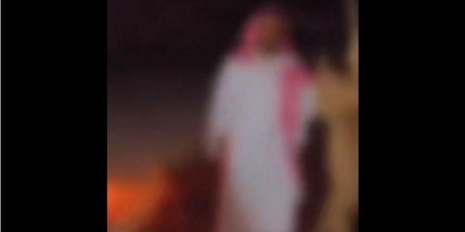 الأمن السعودي يضبط شخصين ذبحا «وعلاً» وتباهيا بتصويره